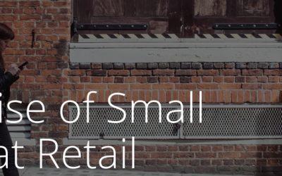 Der stationäre Einzelhandel muss kleiner werden