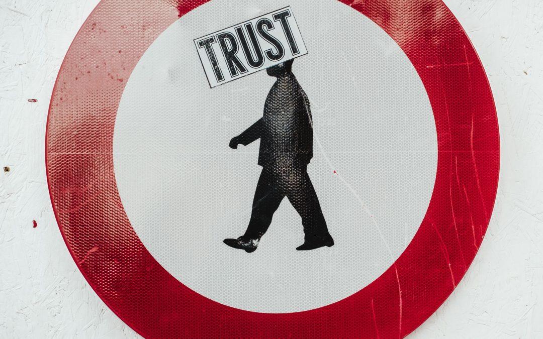 Die Beziehung zwischen Mensch und Maschine ist von Vertrauen geprägt